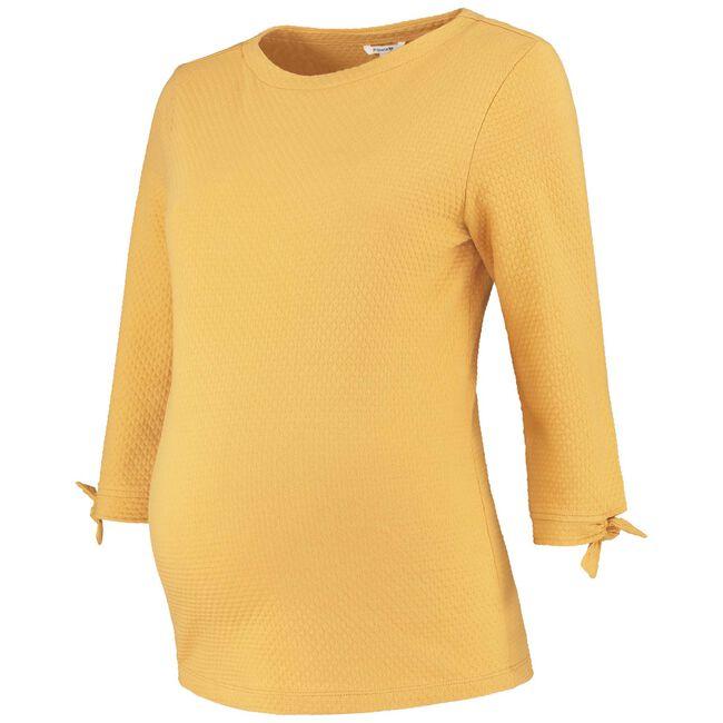 Prénatal zwangerschapstrui - Gold Yellow