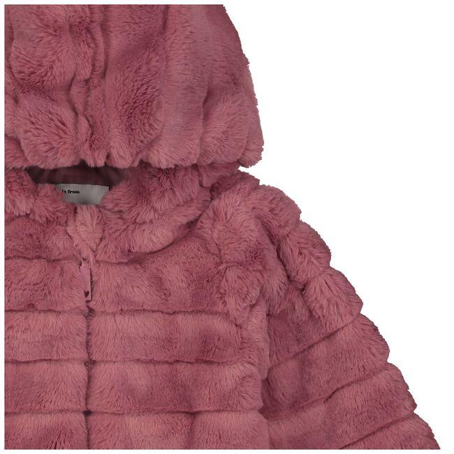 Prénatal peuter meisjes jas - Pinkshade