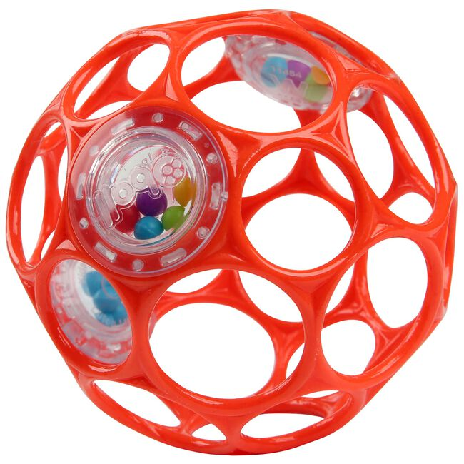 Oball rattle - Red