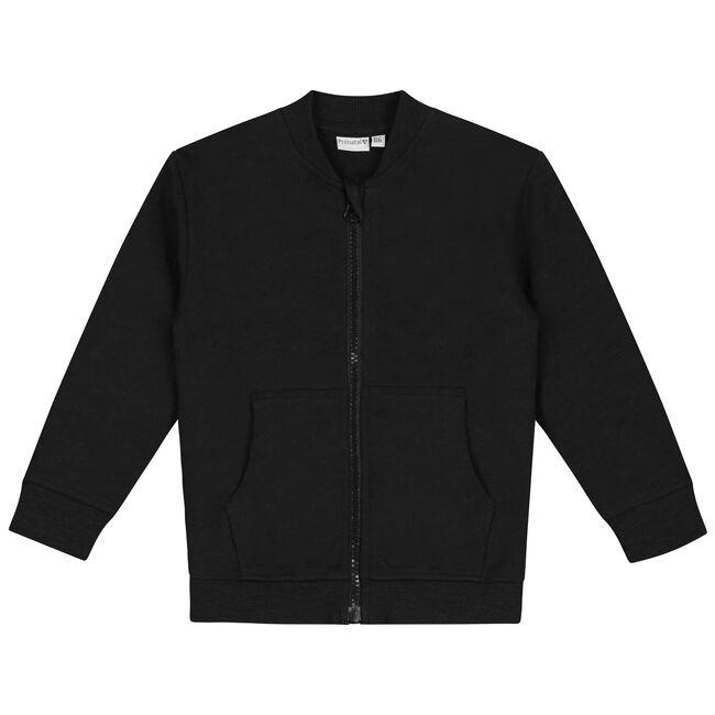 Prénatal peuter jongens vest - Black