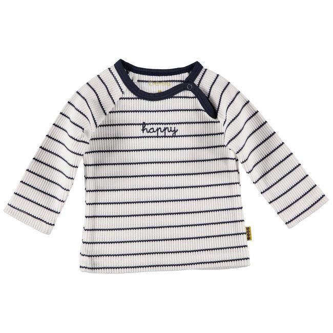 Bess baby jongens t-shirt - White