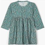 Name it meisjes jurk - Mintgreen
