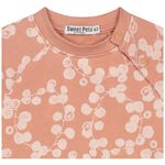 Sweet Petit baby meisjes jurk Day - Light Redshade