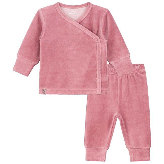 Prénatal meisjes baby pyjama - Pink Shade