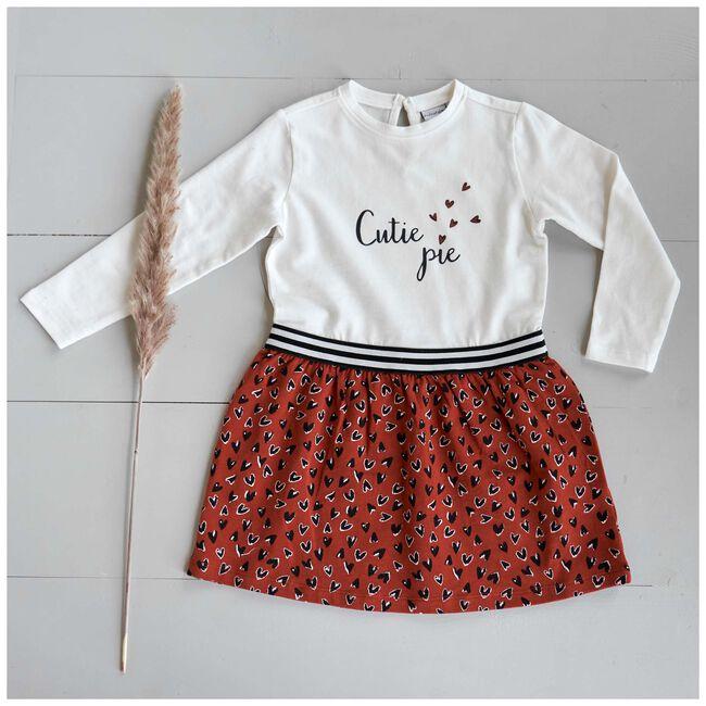 Prénatal peuter jurk Cutie Pie -