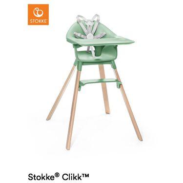 Stokke Clikk High Chair - Yellowgreen