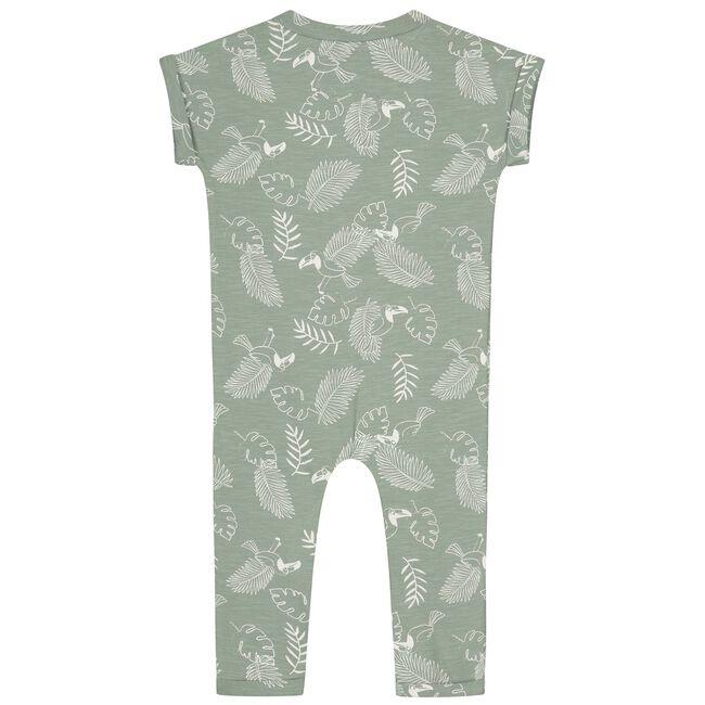 Prénatal newborn jongens 1-delig pakje - Light Khaki Green