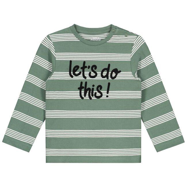 Prénatal peuter jongens t-shirt - Midgreen