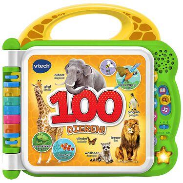 VTech mijn eerste 100 woordjes dieren -