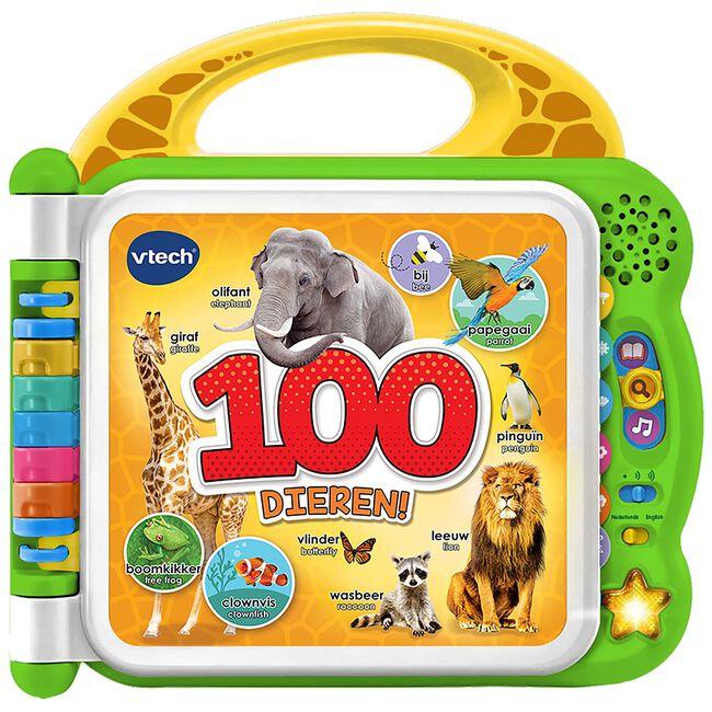 VTech mijn eerste 100 woordjes dieren - Multi