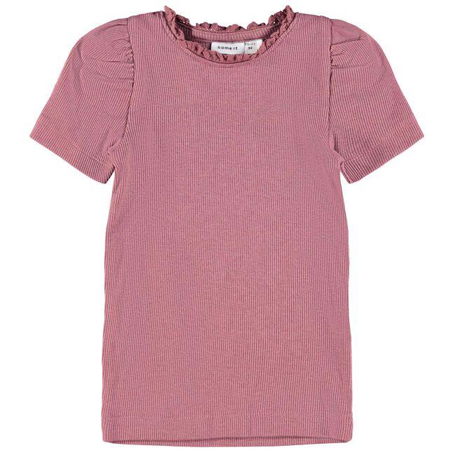 Name it peuter T-shirt - Mid Purple