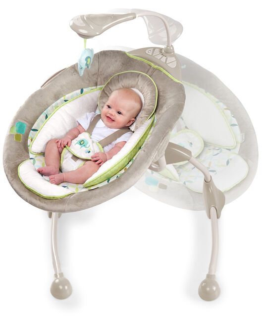 Baby Schommelstoel Roze.Schommelstoel Sway Seat Sum