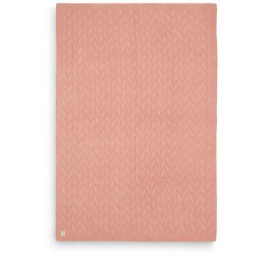 Jollein ledikantdeken - Dark Pink