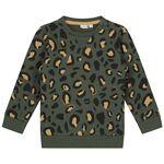 Prénatal peuter jongens sweater - Darkgreen