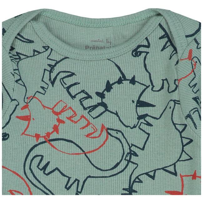 Prenatal romper met dino print -