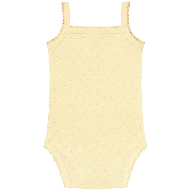 Prénatal romper - Soft Yellow