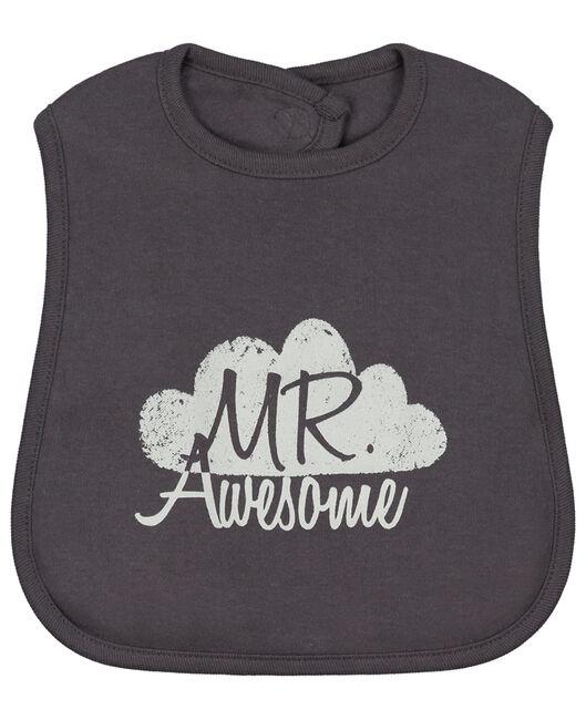 Prenatal slab mr awesome - Graphite Grey