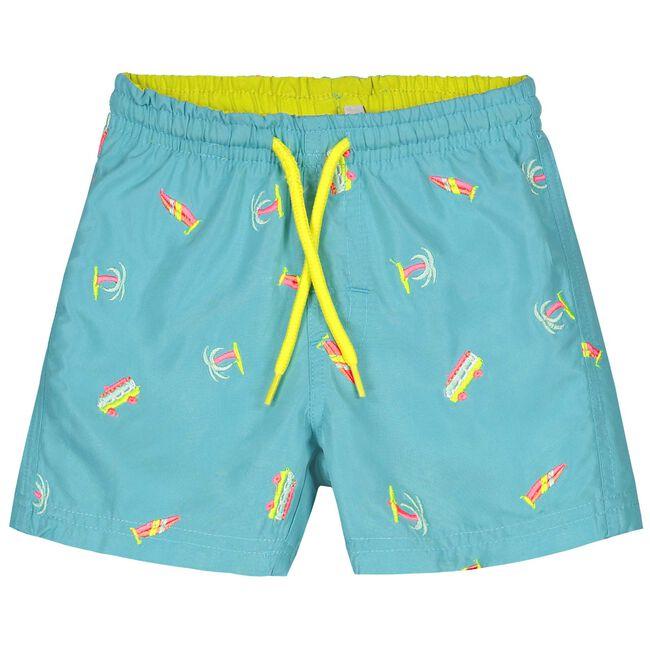 Prénatal jongens zwemshort - Blue Shade
