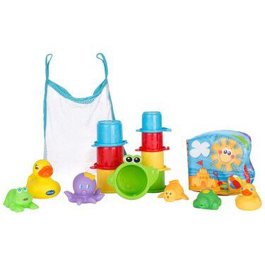Playgro bath fun play pack -