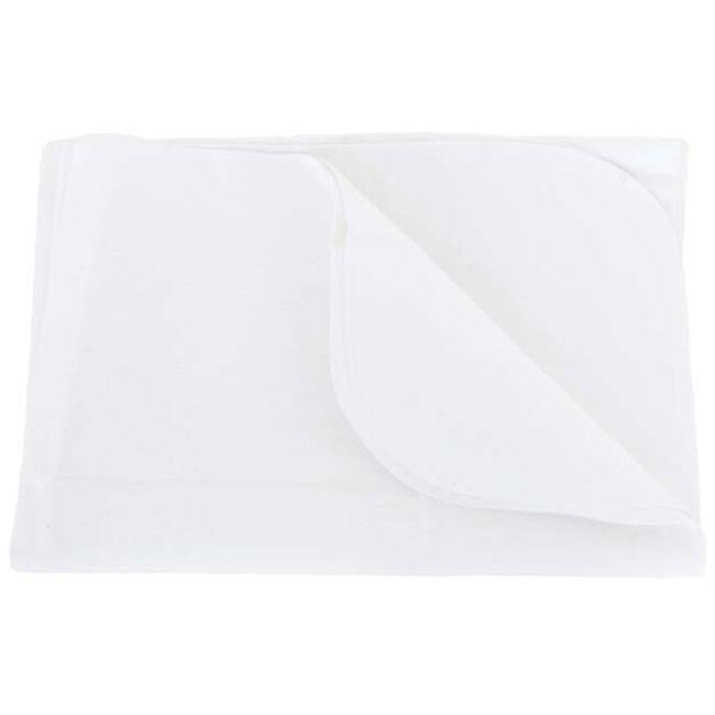 Prénatal wieg bedzeil molton - White
