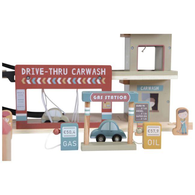 Little Dutch treinbaan garage - Multi