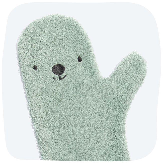 Baby Shower Glove - Green