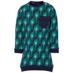 Quapi peuter meisjes jurk - Midgreen