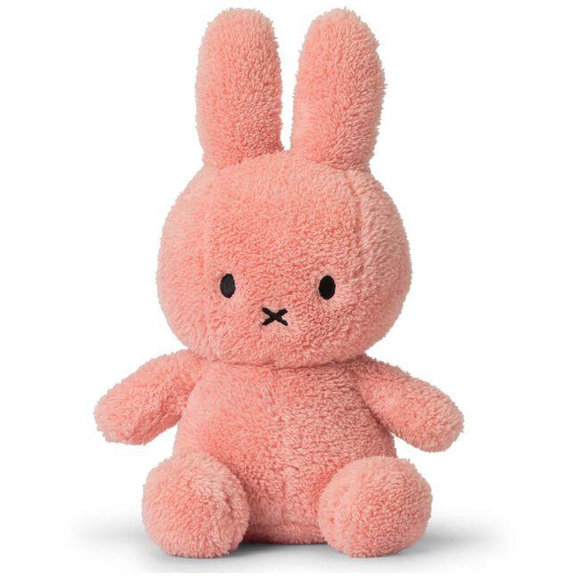 Nijntje knuffel badstof 23cm - Pink