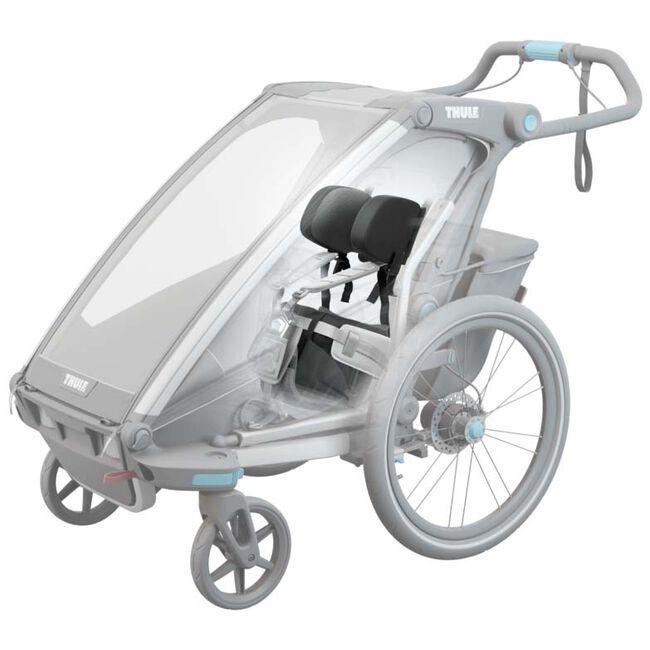 Thule fietskar Baby Supporter - Black