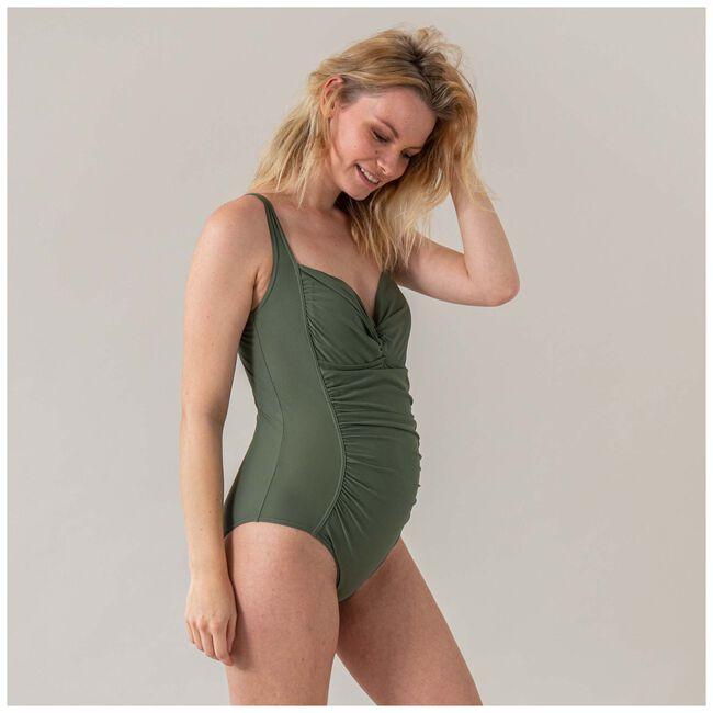 Prenatal zwangerschapsbadpak - Olivegreen