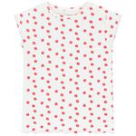 Prénatal baby meisjes T-shirt - Coralred
