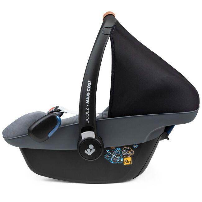 Joolz Pebble Pro i-Size by Maxi-Cosi - Grey