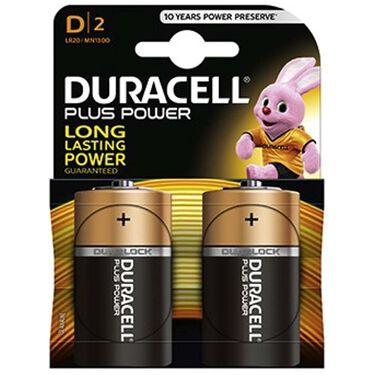 Duracell batterij dikke staaf -