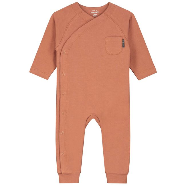 Prenatal newborn unisex 1-delig pak - Orange Brown