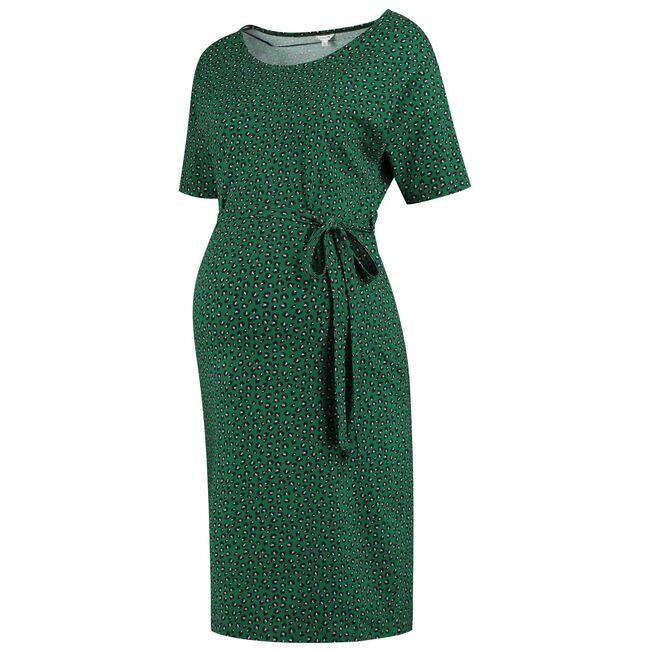 Prenatal zwangerschapsjurk - Leaf Gree