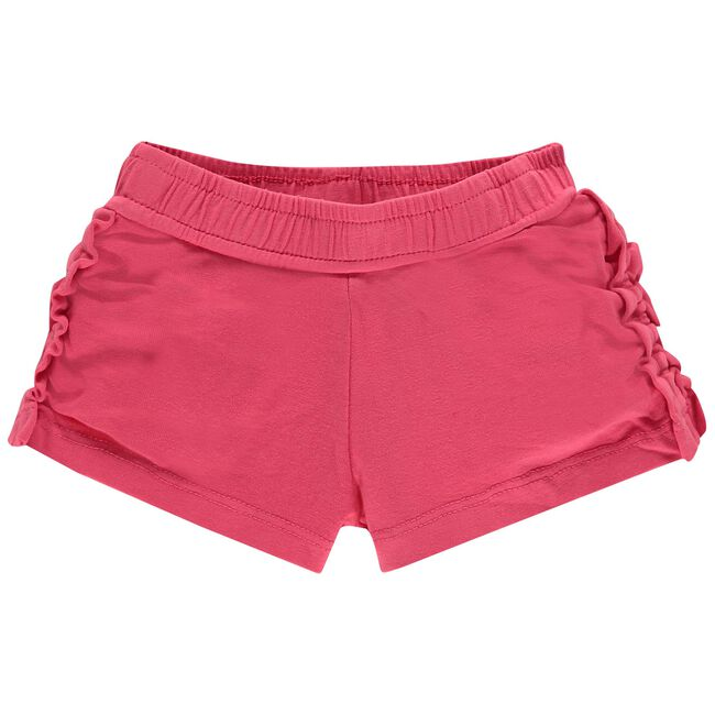 Noppies meisjes short - Coralred