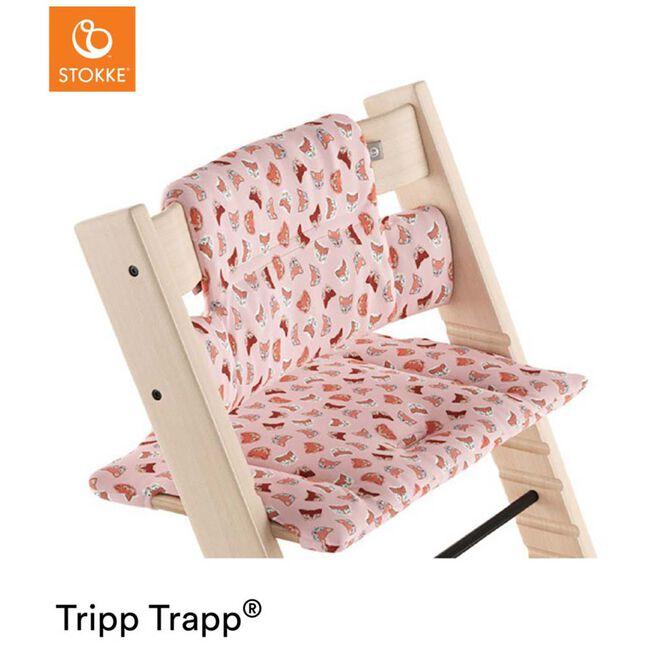 Stokke Tripp Trapp Classic kussenset - Dark Pink