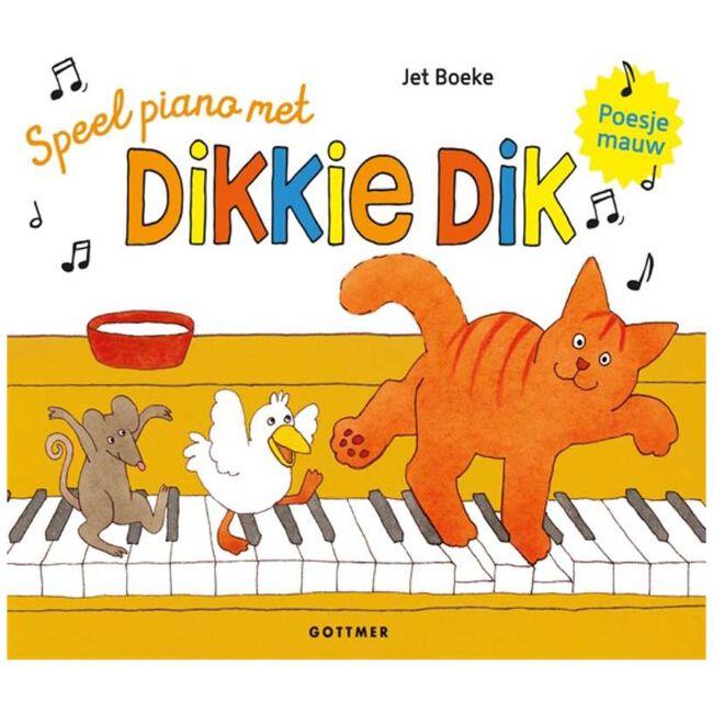 Speel piano met Dikkie Dik - Multi