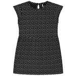 Prénatal peuter meisjes jurk - Black