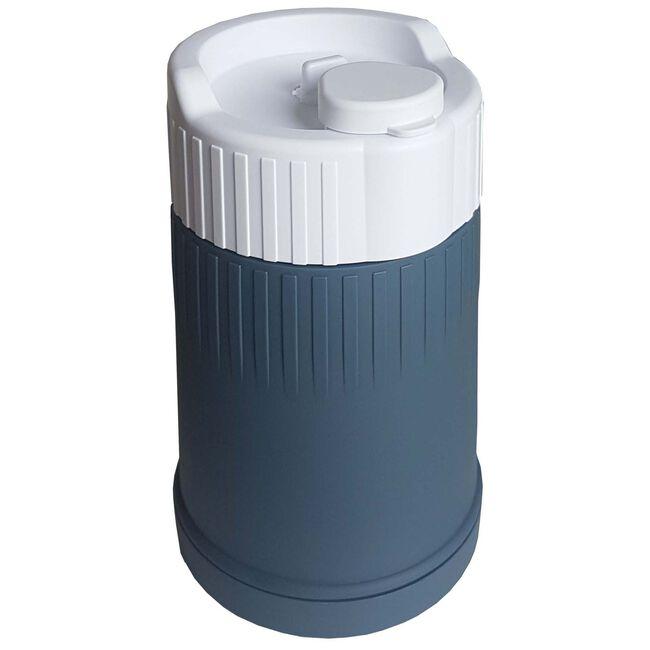 Philley melkpoeder bewaardoos - Dark Blue Denim