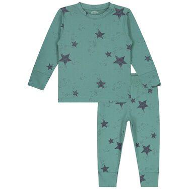 5224e3caae3 snel bekijken · Prenatal peuter jongens pyjama - Forestgreen