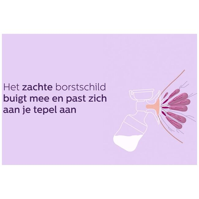 Philips Avent elektrische dubbele borstkolf - Pink