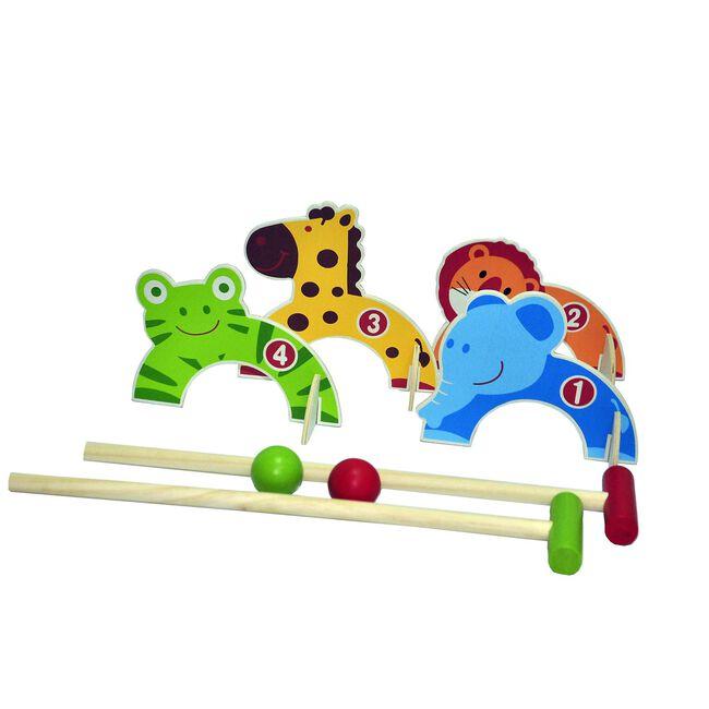 Outdoor play Croquet set - Multi