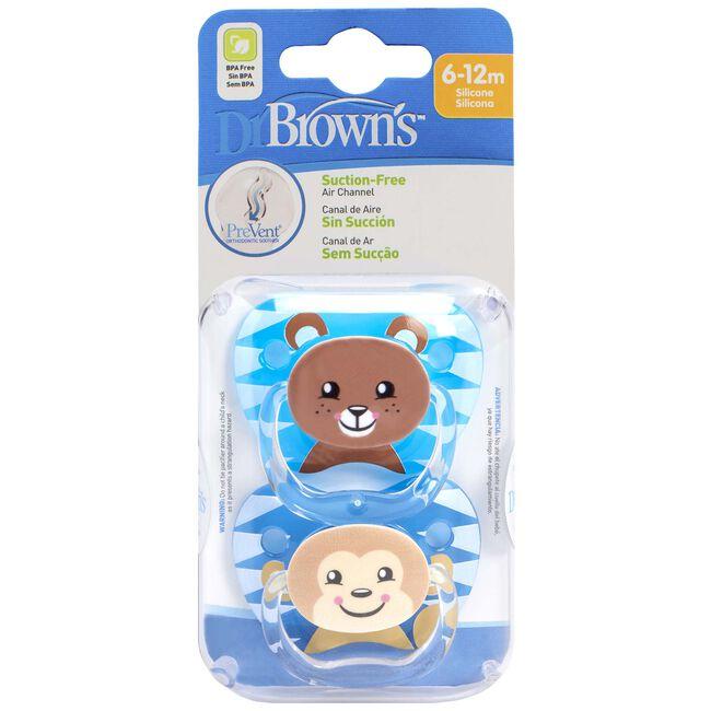 Dr. Brown's fopspeen fase 2 - Blue