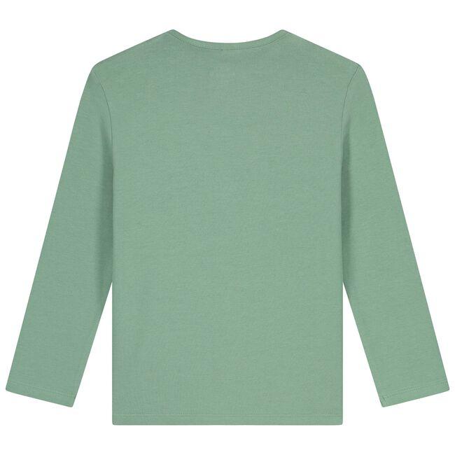 Prénatal baby meisjes t-shirt - Mintgreen