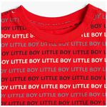 Name it baby shirt - Red
