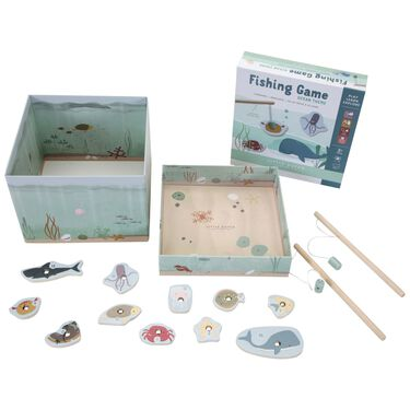 Little Dutch fishing game -