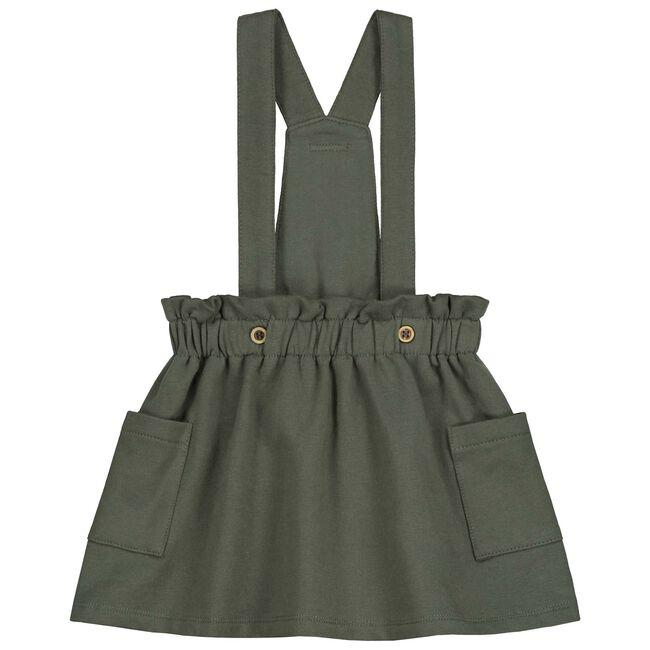 Prénatal peuter meisjes rok - Olivegreen