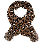 Prénatal peuter meisjes  sjaal - Dark Sand Brown
