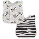 Prenatal slab Zebra 2 stuks - Multi